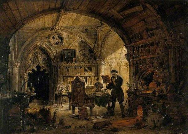 Nasmyth - Alchemist in his laboratory 2.jpg